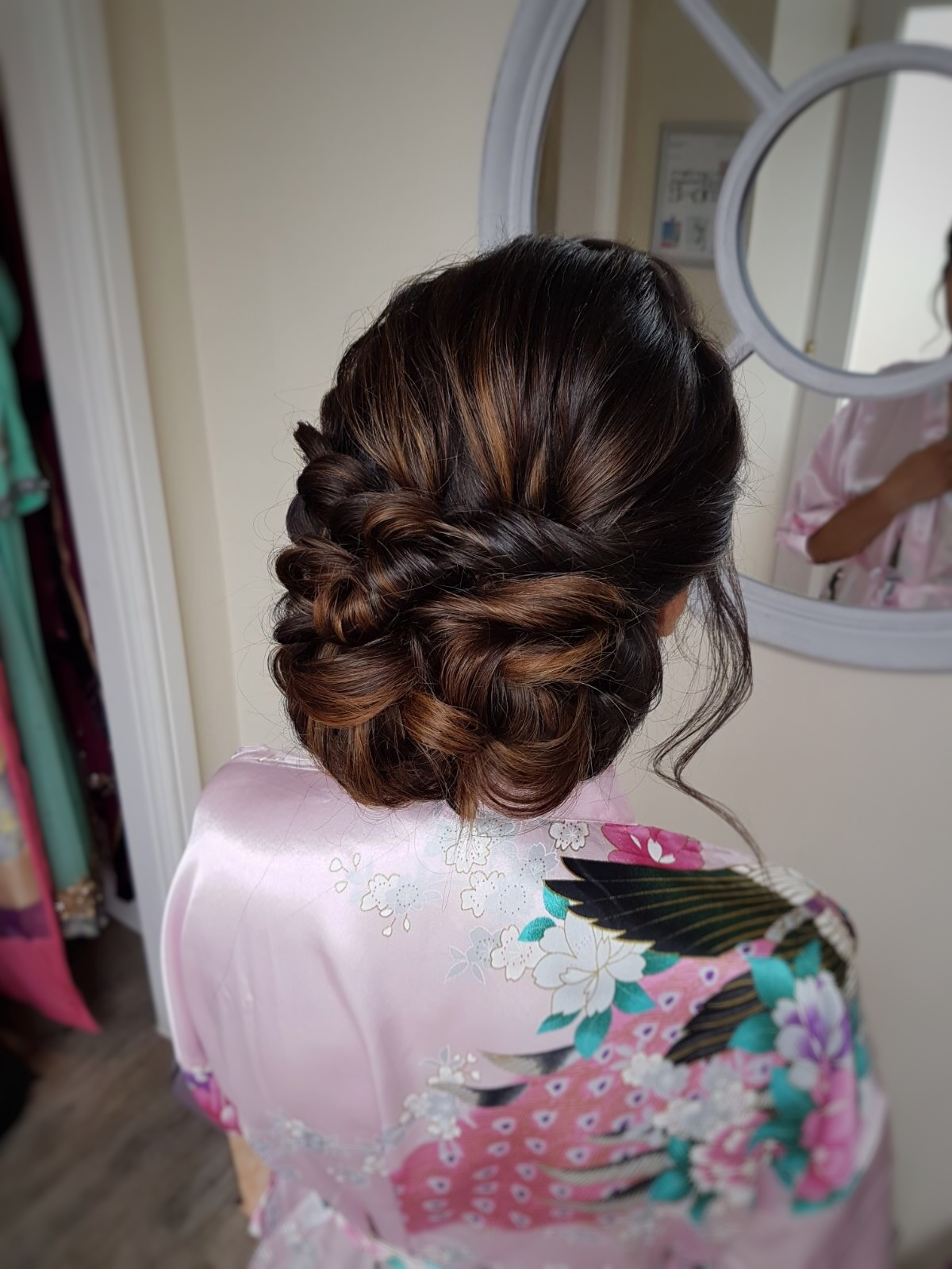 BRIDAL HAIR STYLIST IN LONDON, WEDDI