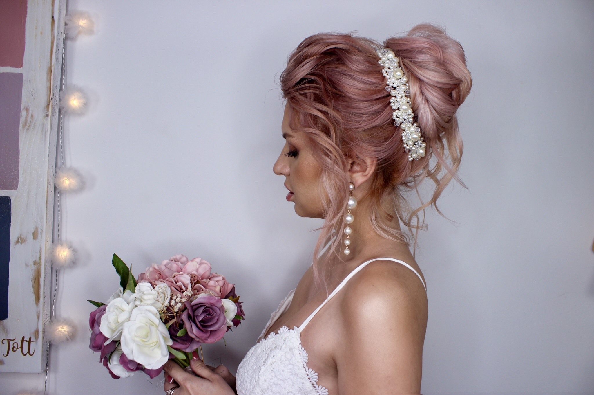 BRIDAL HIRSTYLIST IN LONDON