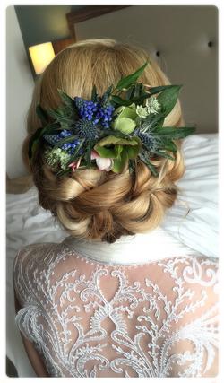BRIDAL HAIR LONDON