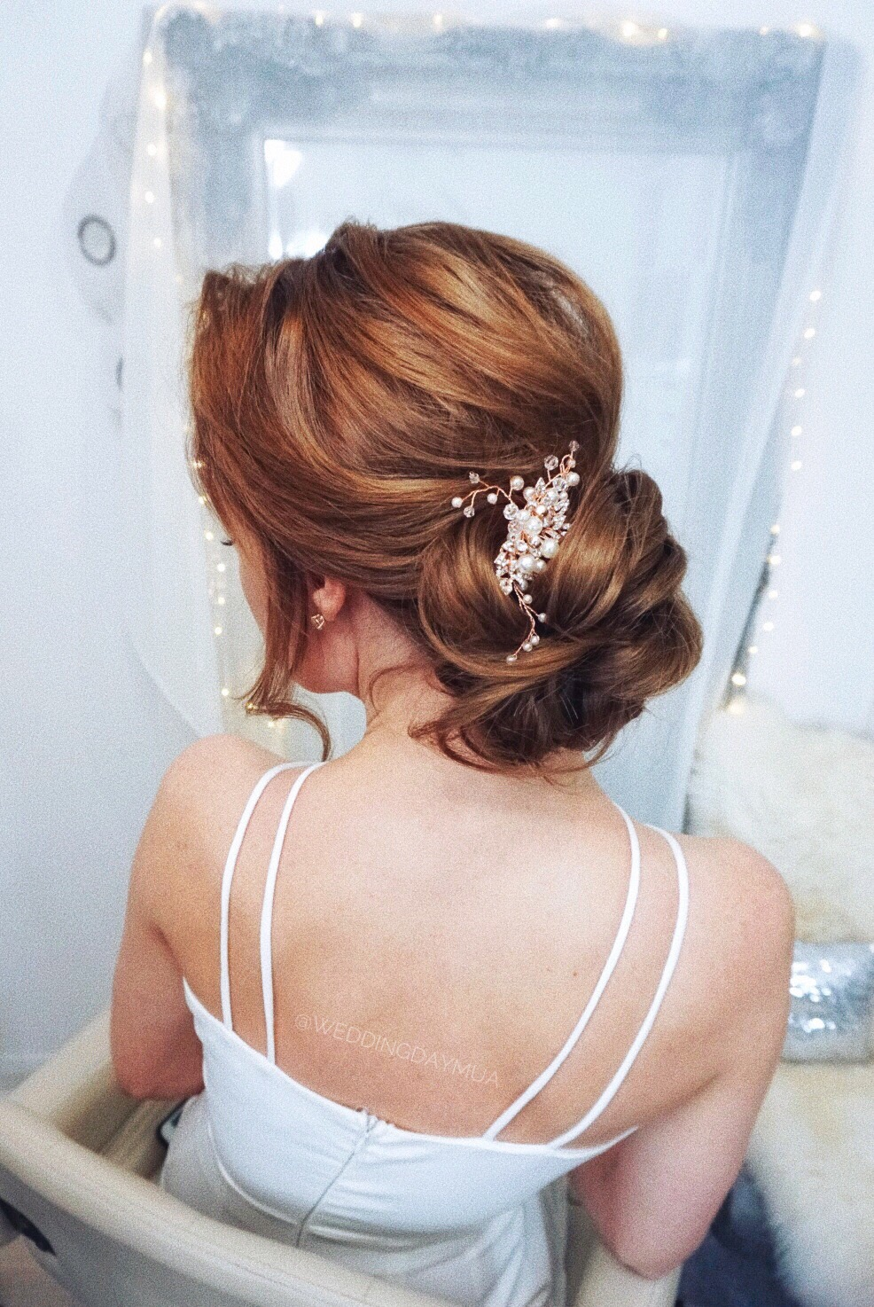 BRIDAL HAIRSTYLIST LONDON