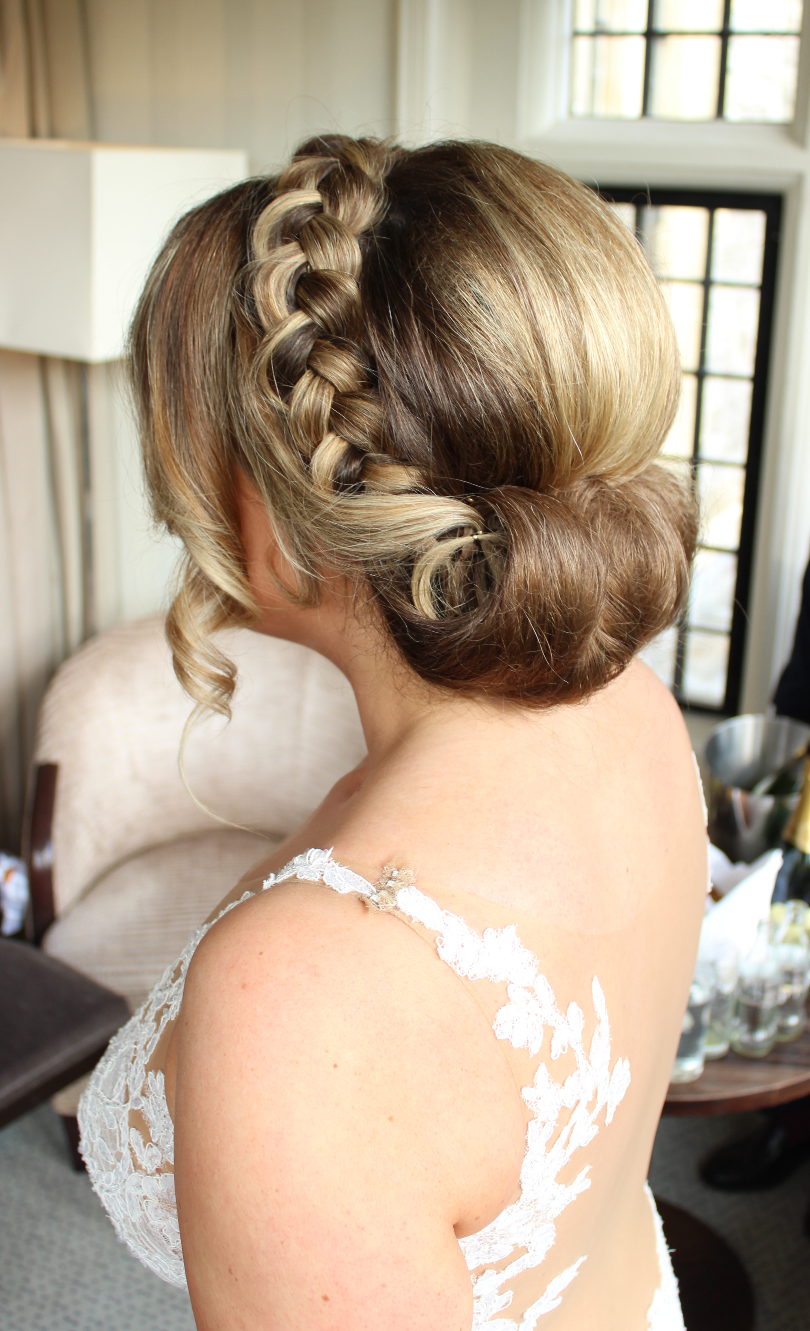 BEST BRIDAL HAIRSTYLIST LONDON