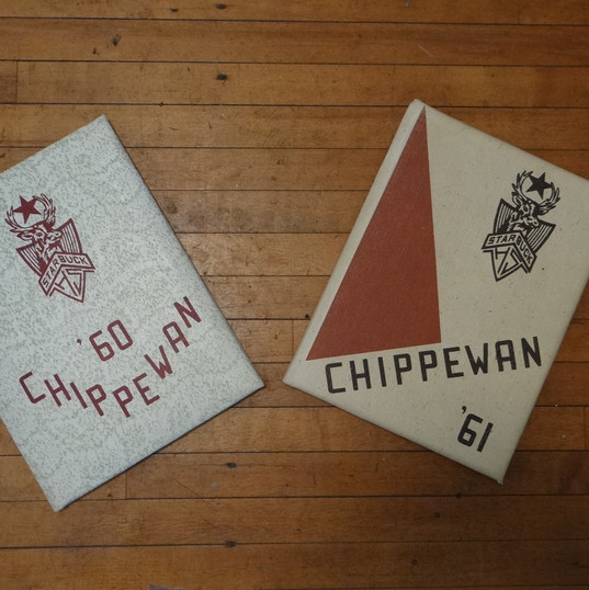 Chippewan Annuals 1960 and 1961