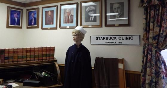 Starbuck Medical Display