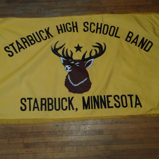 SHS Band Flag