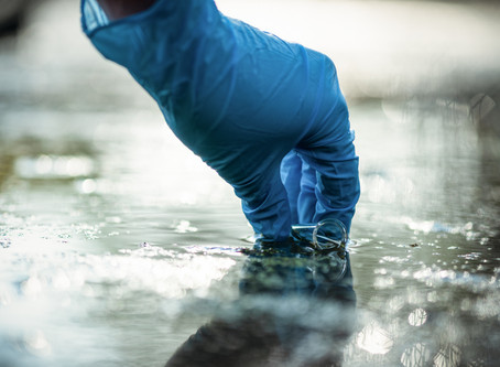 3 Easy Steps To Collecting a Water Sample