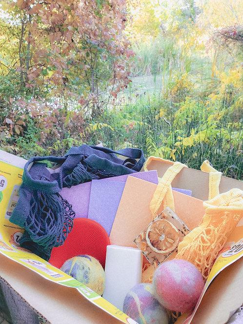 Oak Tree Bundle - Eco-Friendly, Zero Waste Home Holiday Gift Bundle