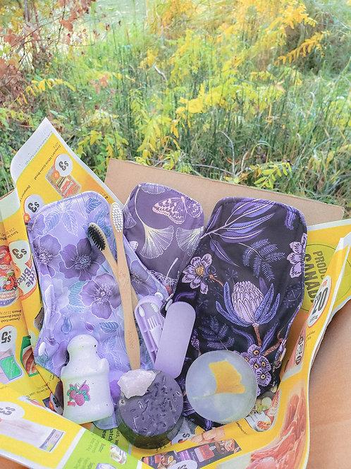 Moon Cycle Bundle - Eco-Friendly, Zero Waste Menstrual Cycle Holiday Gift Bundle