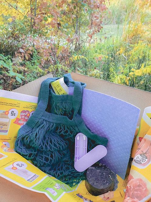 The Four Fav's -Eco-Friendly, Zero Waste Holiday Gift Bundle