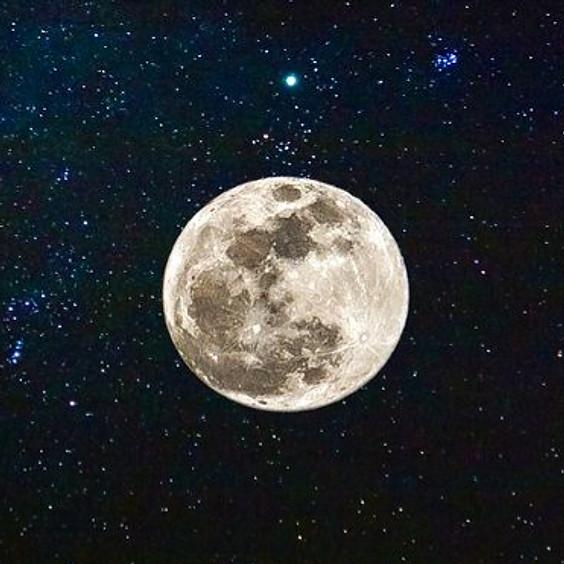 Full Hunters Moon