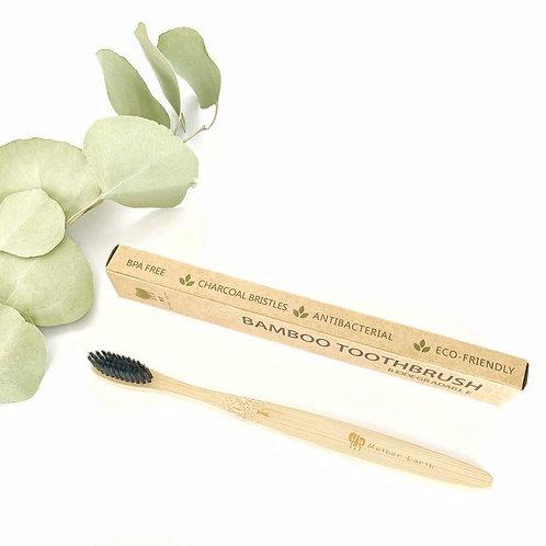 Bamboo Toothbrush - Set of 2 Toothbrushes