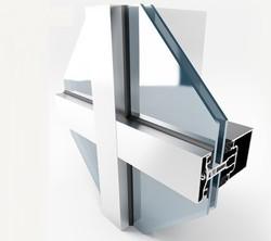 Perfil para fachadas