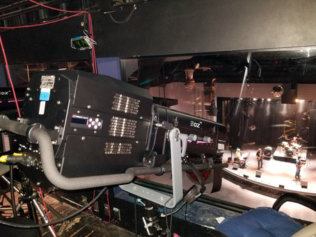 ≪Oz≫サスカチュワン州のカジノ・レジャイナ、LEDフォロースポットOzを起用