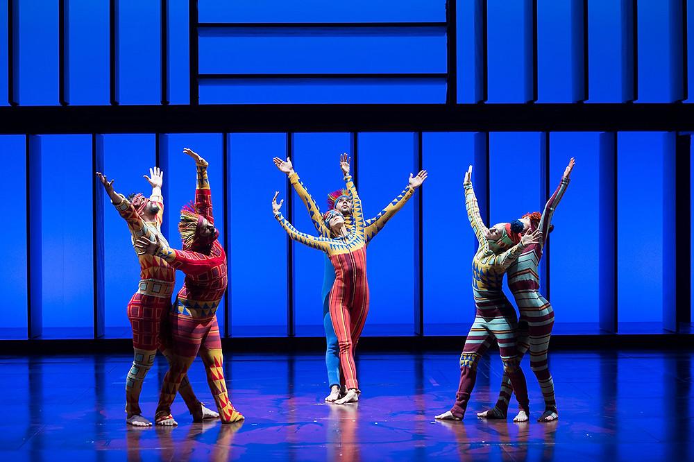 フィリップ・ドゥクフレ『新作短編集』より道化の踊りの写真