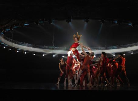 ニュルンベルク州立劇場 Robert JuliatのSpotMeを導入、照明とダンサーの夢の共演