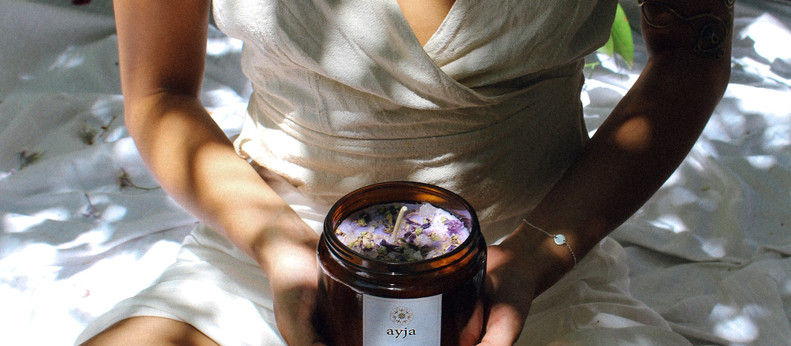 Sacred Healing Candle Ritual