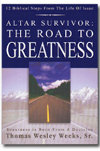 Altar Survivor: The Road to Greatness