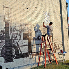 Downtown Mural Projects