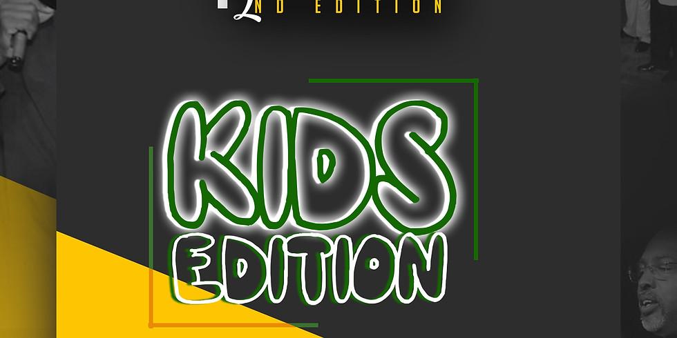 Praise Power Prelude II: Children (Ages 5 - 12)
