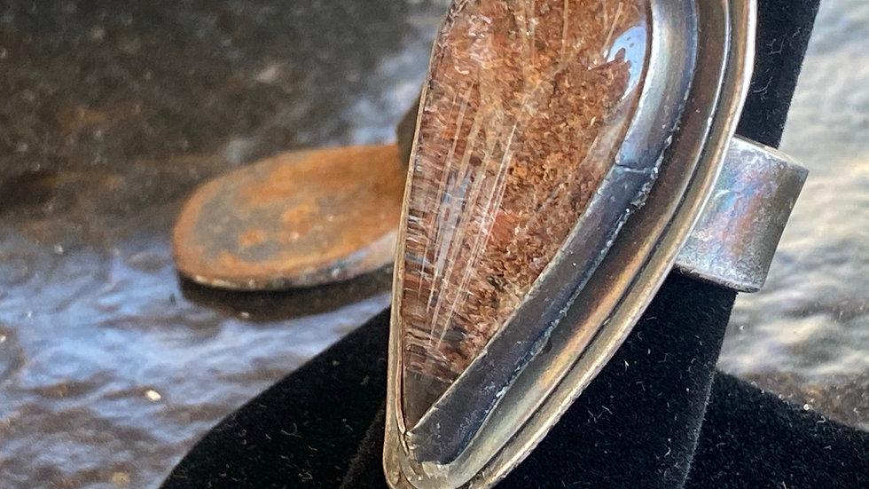 Spectacular Lodalite Ring