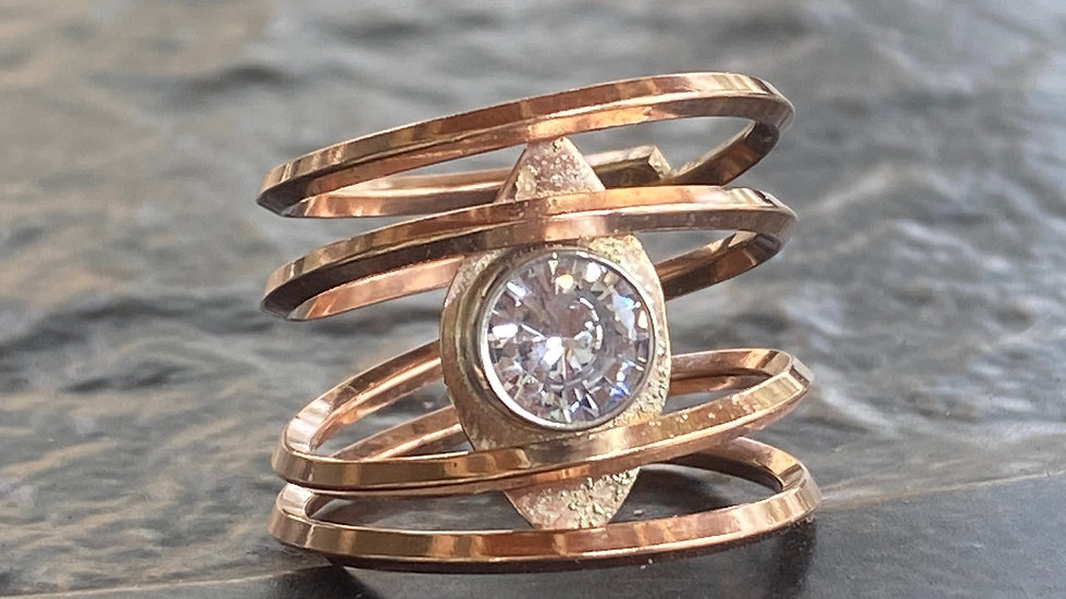 Zircon Ring #2