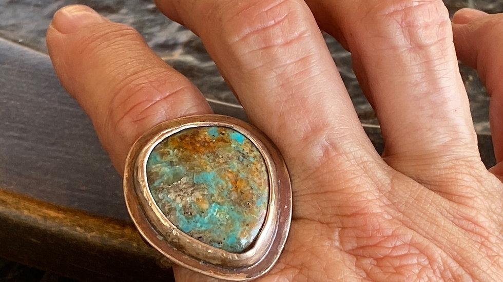 Beautiful Turquoise Ring
