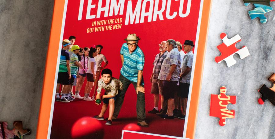 Team Marco Puzzle