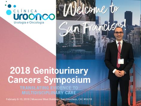 2018 - Congresso Internacional de Uro-Oncologia - (ASCO GU 18) - San Francisco - EUA