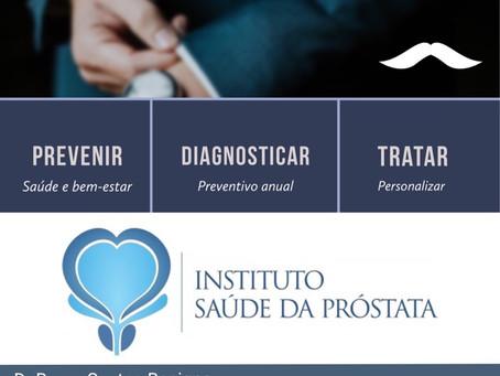 Novo guia digital completo sobre câncer de próstata.