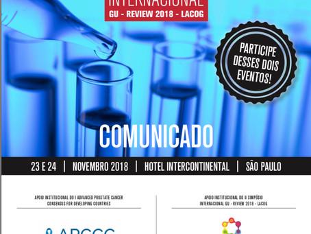 I Consenso Internacional no Tratamento do Câncer de Próstata em Países em Desenvolvimento.