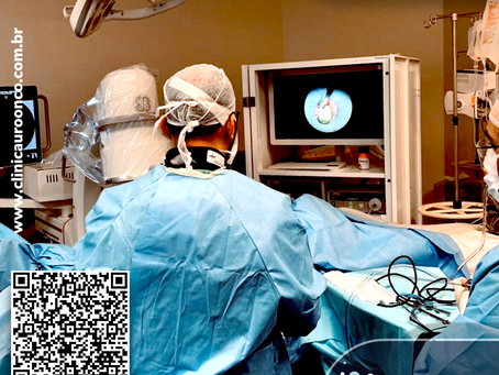 Cálculo Renal - Tratamento com Cirurgia Percutânea