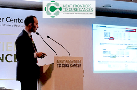 2016 - Next Frontiers to Cure Cancer - AC Camargo Cancer Center