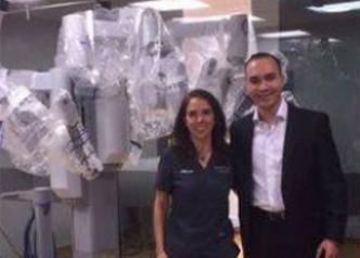 2015 - Certificação em Cirurgia Robótica