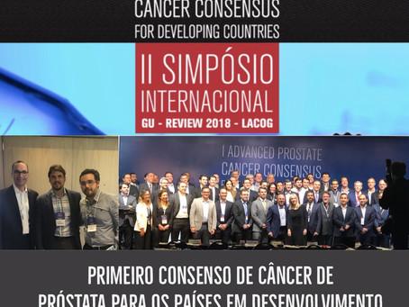 Primeiro Consenso de Câncer de Próstata para os Países em Desenvolvimento (PCCCDC).