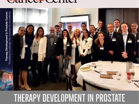 Simpósio internacional sobre câncer de próstata avançado - Houston, EUA