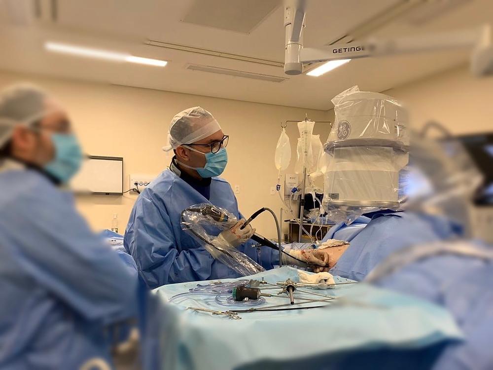 Tratamento do cálculo renal coraliforme