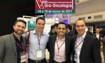 2017 - Congresso Internacional - Next Frontiers to Cure Cancer -04/17 -São Paulo