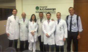 2015 - Defesa do Mestrado - AC Camargo Cancer Center