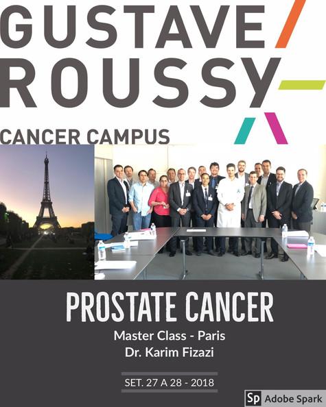 Painel Internacional de Especialistas em Câncer de Próstata
