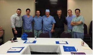 2015 - Atualização em implante de prótese peniana inflável - 2015- Los Angeles - USA