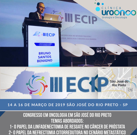Congresso de Urologia e Oncologia
