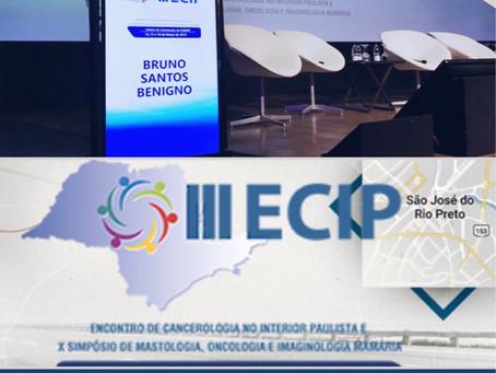 Congresso de Uro-oncologia - mar 2019 - São José do Rio Preto - SP
