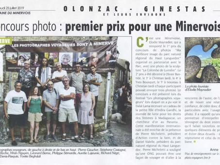 4ème Festival des photographes voyageurs de Minerve 2019
