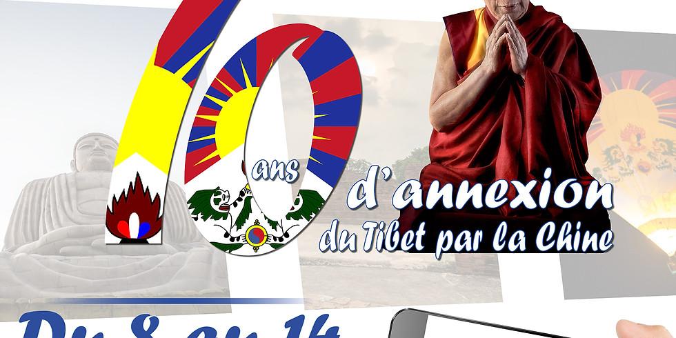 7 Jours pour le Tibet Libre