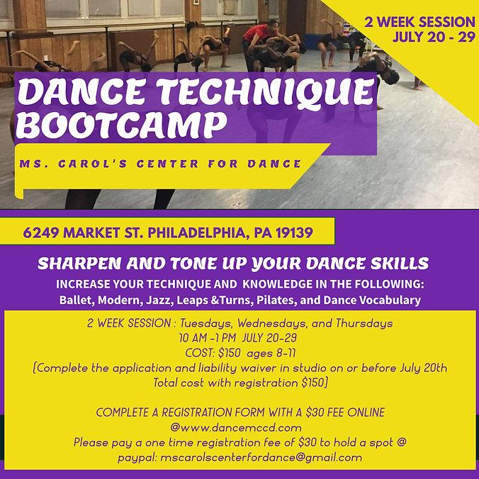 Dance Technique Bootcamp 2021 Flyer (2).jpg