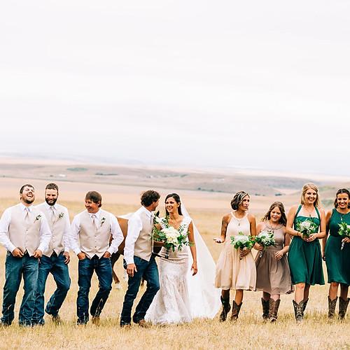 Weddings: Melissa and Ryan