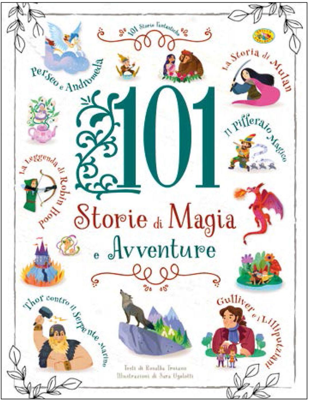 101 Storie di magia e avventure