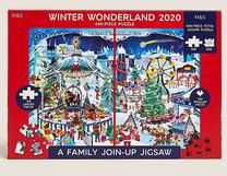 M&S - Winter Wonderland Jigsaw puzzle