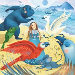Sara_Ugolotti_Alice in Wonderland
