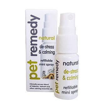pet calming spray