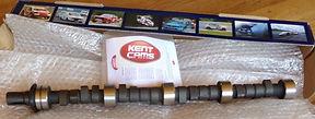 H180 Kent Camshaft long nose
